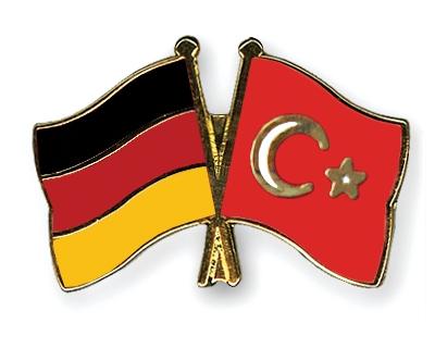 Freundschaftspins-Deutschland-Tuerkei