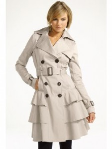 love label coat