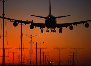 expat; airplane; justlanded