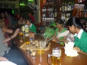 St Patrick's day Cambodia