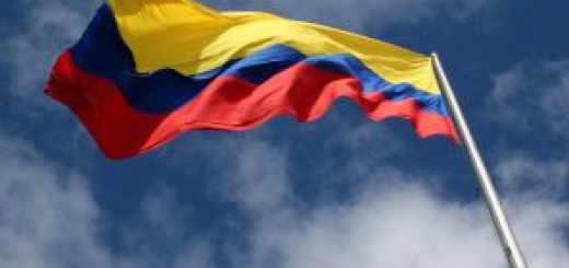 Colombian-Flag-4-stock-photo-by-DAVIDKNOX