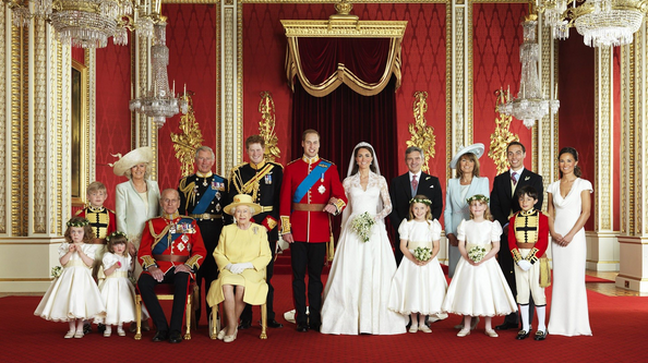 The British Royal Family is one of the UK's major symbols and drives a lot of tourism to the country.