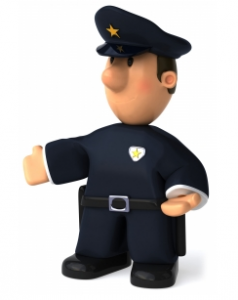 police abroad