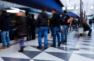 etiquette on worldwide subways