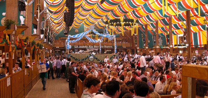 Oktoberfest Munich Germany