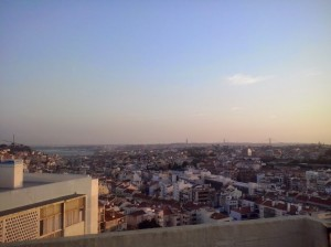 living abroad Lisbon