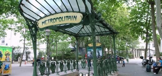 Paris Metro (CC BY-SA 2.0)
