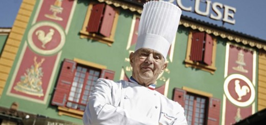 1. Lyon has Paul Bocuse, the culinary genius and Paris doesn't!