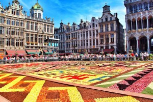 Expats abroad Brussels