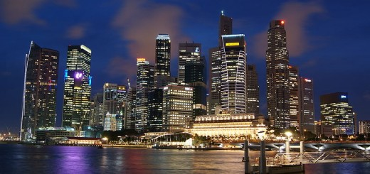Singapore expat location
