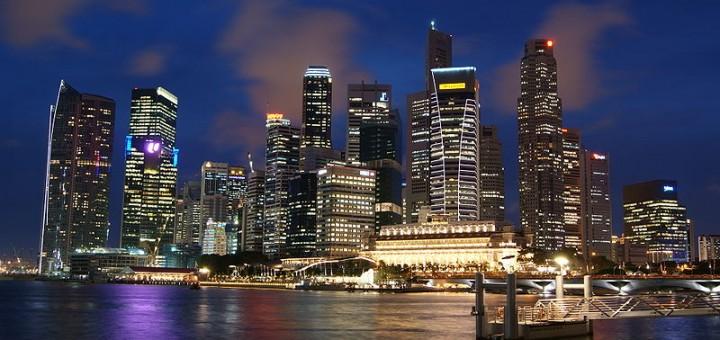 Singapore expat location