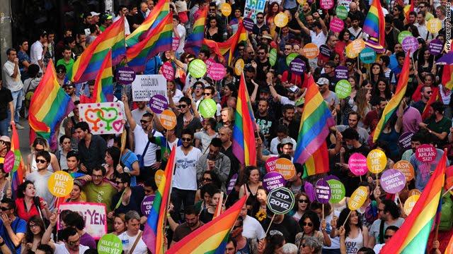 Gay Pride Europe 8