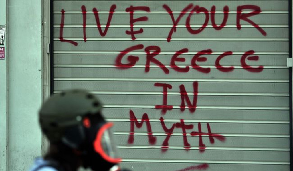 Live your myth in Greece